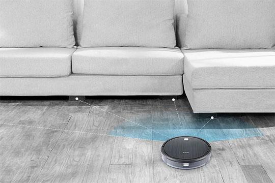 Alfawise V8S Robot Vacuum Cleaner - 2