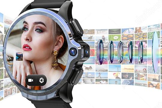 KOSPET Prime 4G Smartwatch Phone - 5