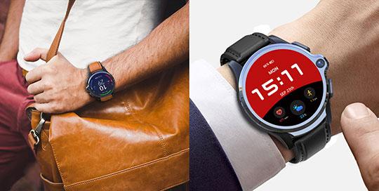 KOSPET Prime 4G Smartwatch Phone - 7