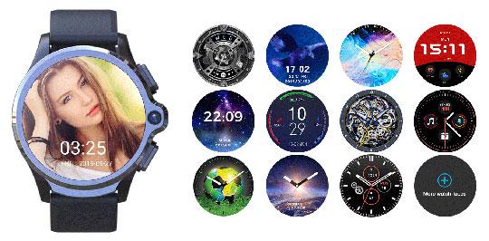 KOSPET Prime 4G Smartwatch Phone - 8