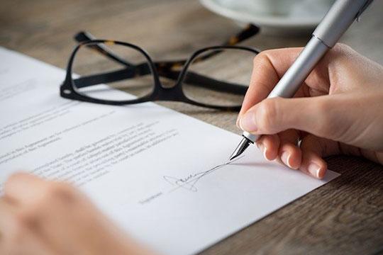 signature-writing-authority