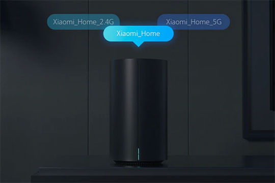 Xiaomi AC2100 Mi Gigabit Router with Dual-band Wi-Fi Support - 1