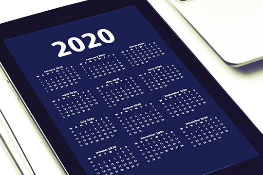 agenda-smartphone-schedule-plan-year-date-appointment-time-2020-booking