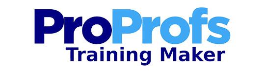 ProProfs-training-maker-logo - SaaS Tools Customer Satisfaction