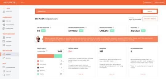 Ubersuggest-Site-Audit