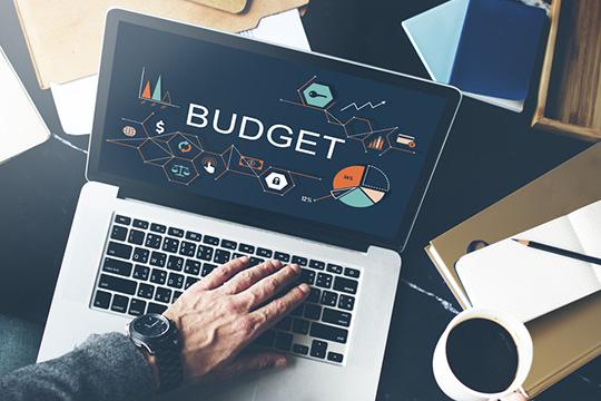 business-marketing-budget