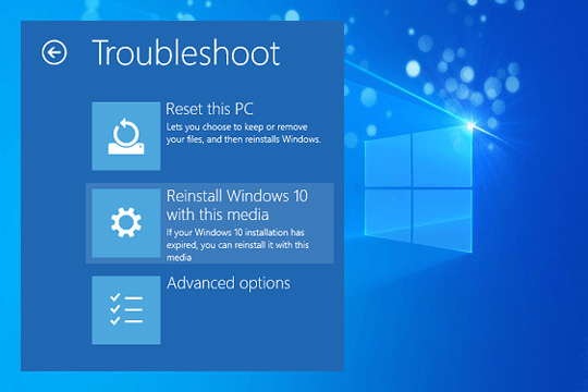 windows-10-troubleshoot-reinstall