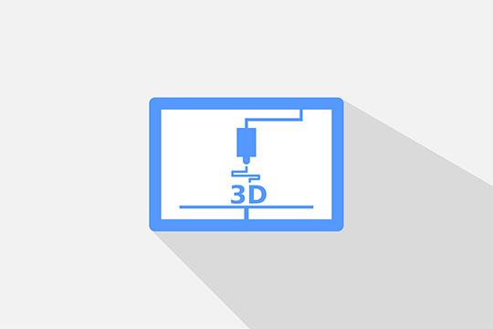 3d-printer-printing-model-technology-modern