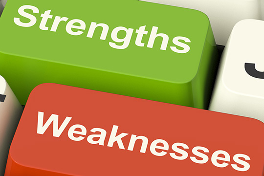 strength-weakness-pros-cons-positive-negative