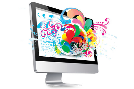 website-design-graphics-template