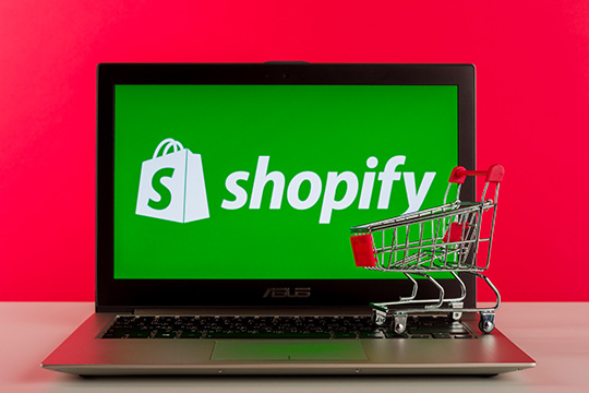 shopify-ecommerce-website