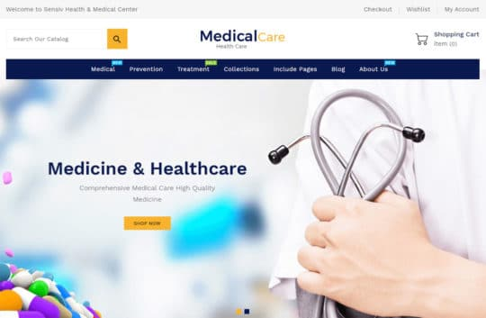 Medical-Care-Health-&-Medicine-Store-Shopify-Theme