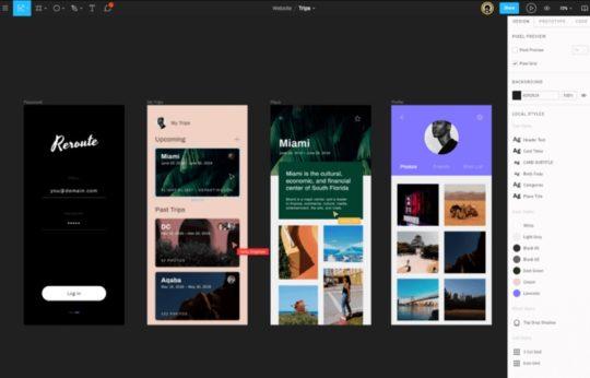 Figma-web-design-prototyping-tools