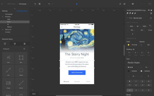 UXPin-web-design-prototyping-tools