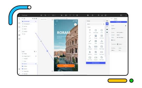 Wondershare-Mockitt-web-design-prototyping-tools