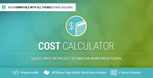 cost-calculator-wordpress-plugin