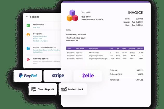indy-invoice-generator-screenshot-1