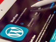 wordpress-blogging-app