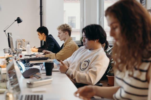Colleagues-Work-Development-Office-Project-Management-Team