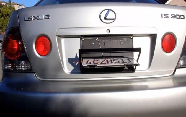 License-Plate-Flipper