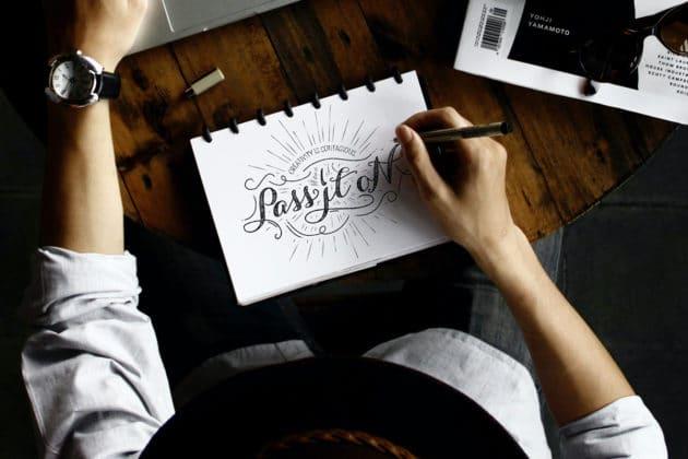 logo-designer-artist-draw-brand-identity