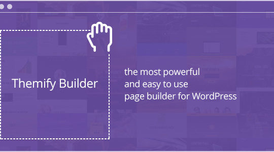 Themify Builder - Drag & Drop WordPress Plugin