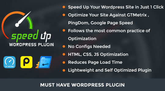 Speed Up WordPress Plugin
