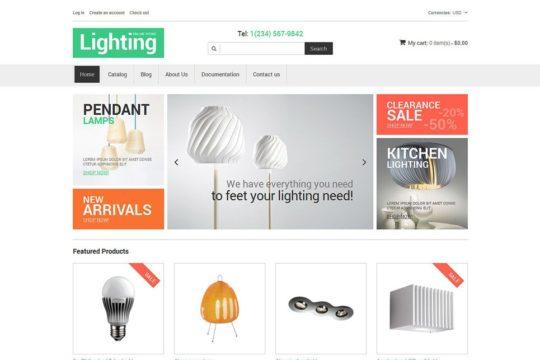 Interior Design Responsive Shopify Theme Shopify Theme