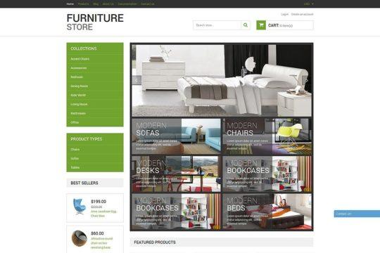 Modern Furniture Shopify Theme Shopify Theme