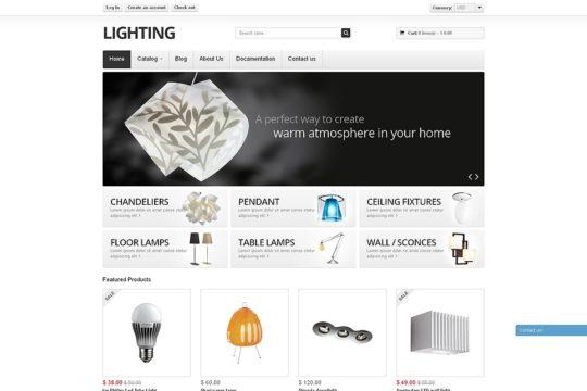 Lighting Shopify Theme Shopify Theme