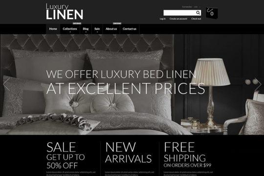 Home Decor Responsive Shopify Theme Shopify Theme