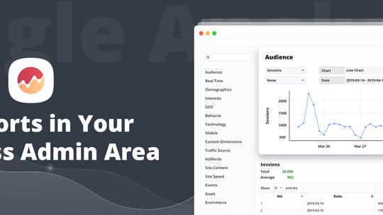 Google Analytics by 10Web – user-friendly Google Analytics integration plugin