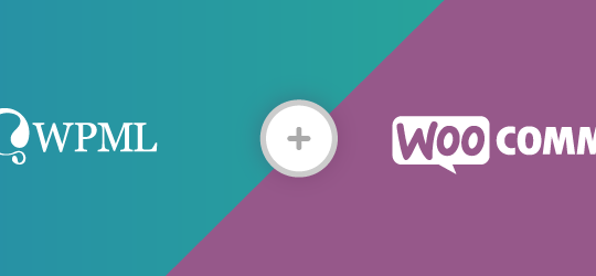 WooCommerce Multilingual – run WooCommerce with WPML
